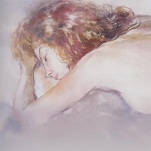 Fleur de Lys massage voor de vrouw
